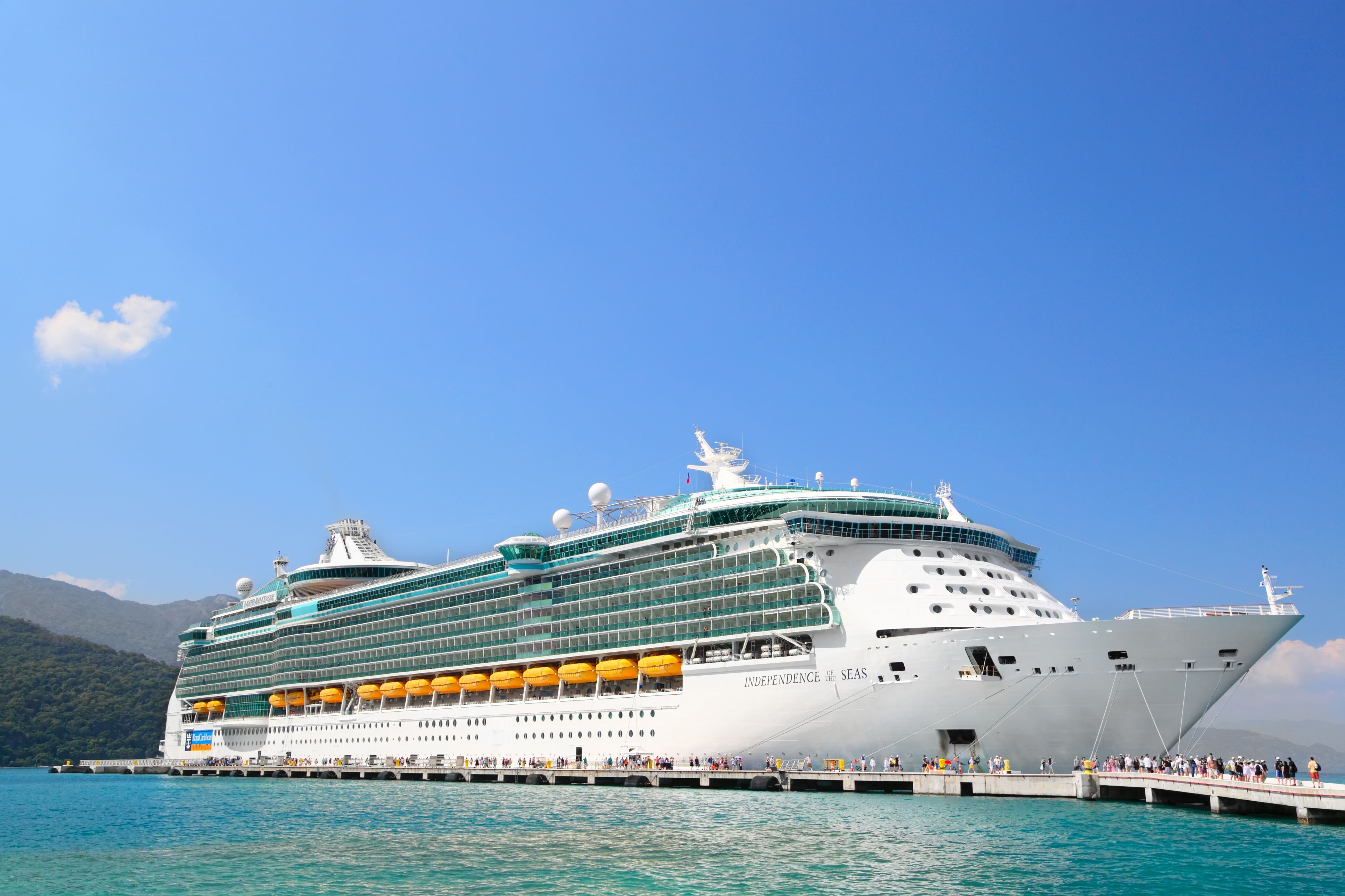 Independence of the Seas fra Royal Caribbean Cruise Line